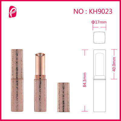 Gold Lipgloss Tube Container Galore Square Packaging With Custom Printing Kh9023